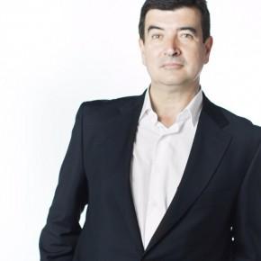 Fernando Giner, candidato al Ayuntamiento de Valencia