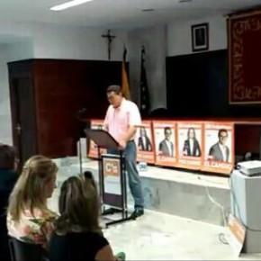 CIUDADANOS ALBORACHE PRESENTÓ SU PROGRAMA ELECTORAL EL PASADO VIERNES