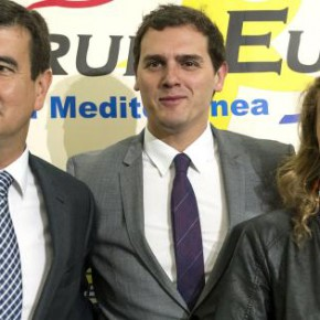 "Rivera avisa que Punset ""no será vicepresidenta"" ni Giner ""teniente de alcalde"""