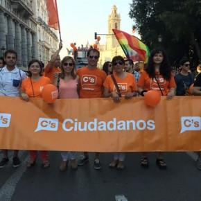 Ciudadanos, con orgullo