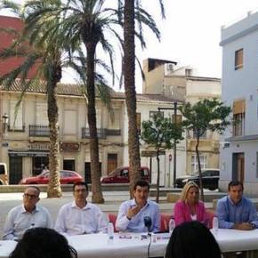 Fernando Giner: «Si el Ayuntamiento no se preocupa por reactivar la actividad económica, acabará subiendo los impuestos»