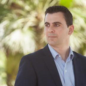 El diputado autonómico Toni Subiela, reelegido como coordinador local de Ciudadanos Burjassot