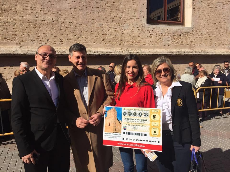 Los diputados provinciales de ciudadanos en la provincia de valencia visitan el acto de loter a - Trabajo en alaquas ...