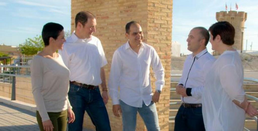 Ciudadanos paterna hace balance tras 8 meses en el for Piscina cubierta burjassot