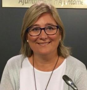 "Mamen Peris, Portavoz Cs  Diputacion de Valencia ""Bequemos el talento"""