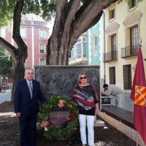 """María José Llopis: """"Els valencians hem de lluitar per aconseguir la germanor entre pobles que caminen cap a una Espanya i Europa unides"""""""