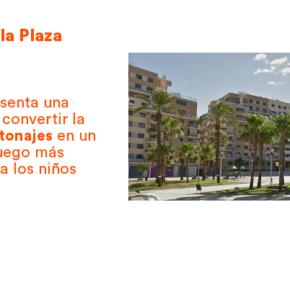 Ciudadanos (Cs) de Alzira presenta una moción para mejorar las instalaciones de la Plaza Cartonajes