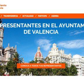 Ciudadanos en el Ayuntamiento de Valencia