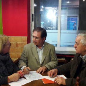 Ciudadanos (Cs) de Alzira se reúne con Juan Córdoba para tratar la reversión del Hospital de la Ribera