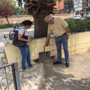 """Ciudadanos lamenta que el bipartito no quiera """"parques más limpios y más seguros"""" en Burjassot"""