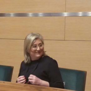Mamen Peris reprocha la aprobación retroactiva de 750.000 euros a municipios del PSPV y Compromís