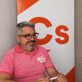 Cs Ontinyent pide que se rebajen los impuestos para mejorar el poder adquisitivo de los ciudadanos