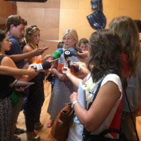 Cs propone un gobierno de transición en la Diputación hasta las elecciones municipales