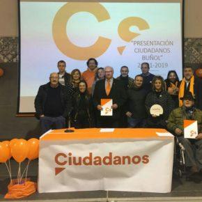 Ciudadanos presenta su agrupación local en Buñol