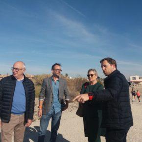 Cs reivindica un proyecto común entre Canet d'En Berenguer y Sagunto para que el sendero azul sea sostenible