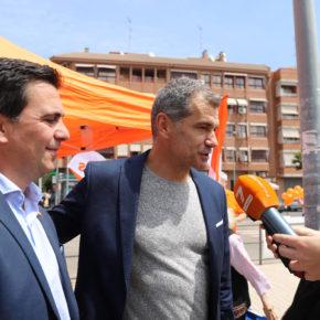 Ciudadanos reclama el soterramiento de la línea 1 de metro en Burjassot porque divide el municipio en dos