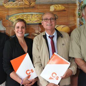 Ciudadanos Alaquàs constituye su nueva junta directiva en esta legislatura