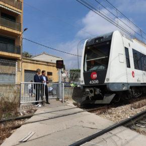 Cs lamenta la falta de información sobre el inicio de las obras del soterramiento del Metro en Burjassot