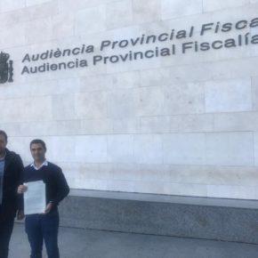 Cs El Puig denuncia ante la Fiscalía posibles hechos delictivos cometidos por la alcaldesa y la concejala de personal
