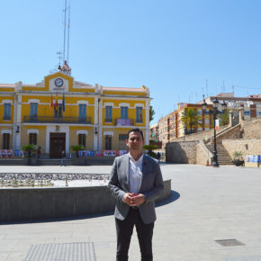 Cs Burjassot pide la eliminación de la fuente ornamental de la plaza del Ayuntamiento por su ineficacia y elevado coste