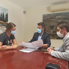 Cs Diputación se reúne con el alcalde de Loriguilla para coordinar proyectos de mejora del municipio