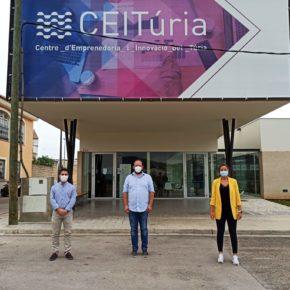 Cs Diputación se reúne con los concejales de Vilamarxant y San Antonio de Benagéber para impulsar proyectos municipales