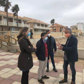 Ciudadanos pide que la Diputación conceda ayudas a los municipios afectados por el temporal